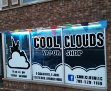 Cool Clouds Vapor Shop