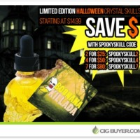 Limited-Edition Crystal Skull E-Juice – Get Up to 24% OFF!