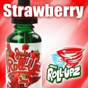 Juice Roll Upz Strawberry E-Liquid