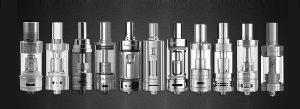 Sub-Ohm DL & MTL Tanks