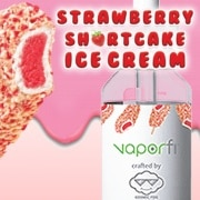 Vapor Fi Strawberry Shortcake Ice Cream by Cosmic Fog