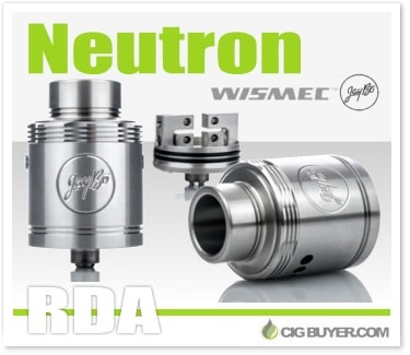 Wismec Neutron RDA by Jaybo