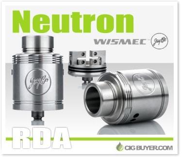 Wismec Neutron RDA by Jaybo