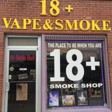18 Plus Vape & Smoke