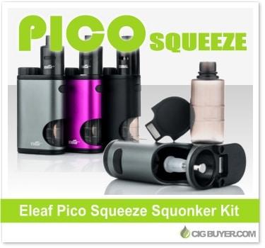 Eleaf Pico Squeeze Mod Kit