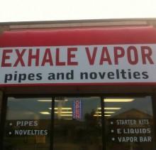 Exhale Vapor