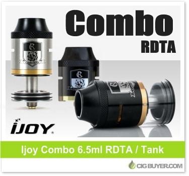 Ijoy Combo RDTA Tank