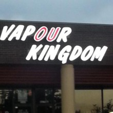 Vapour Kingdom