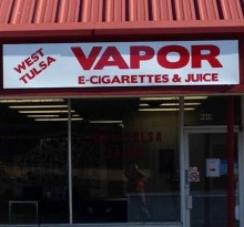 West Tulsa Vapor