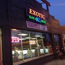 Exotic KC Vape'n Smoke