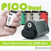 Eleaf iStick Pico Dual 200W Mod / Kit – From $25.99