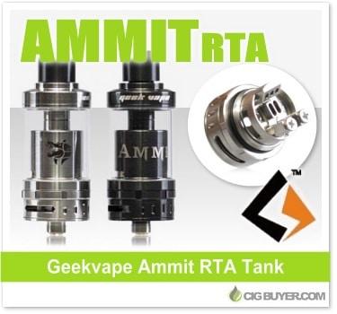 Geekvape Ammit RTA Tank