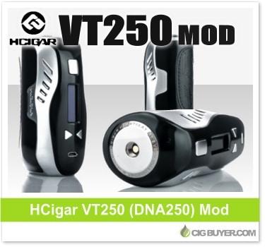 HCigar VT250 (DNA 250) Box Mod