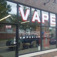 Mr. and Mrs. Vaporium