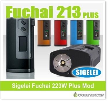 Sigelei Fuchai 213 Plus (223W) Box Mod