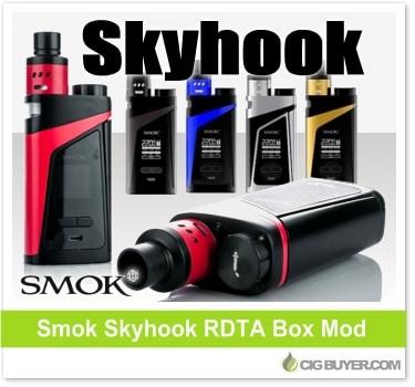 Smok Skyhook RDTA 220W Box Mod Kit