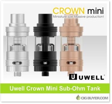 Uwell Crown Mini Tank