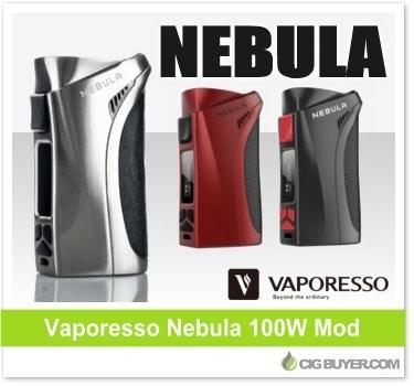 Vaporesso Nebula 100W Mod