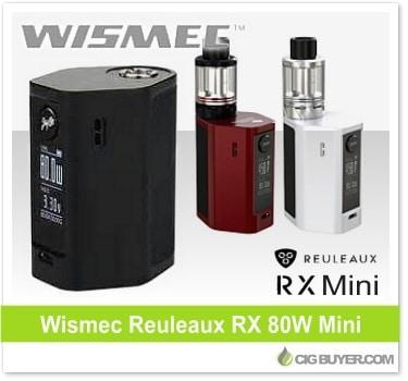 Wismec Reuleaux RX Mini Mod / Kit