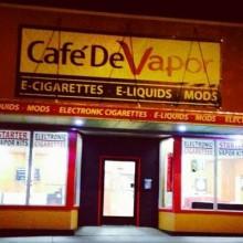 Cafe De Vapor