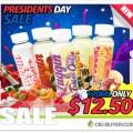 50% OFF Fuggin Vapor Presidents Day Sale – $12.50 for 120ml
