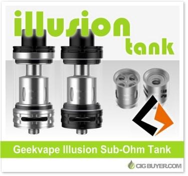 Geekvape Illusion Sub-Ohm Tank