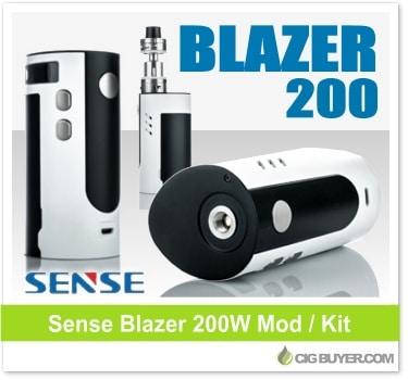 Sense Blazer 200W Box Mod / Kit