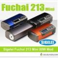 Sigelei Fuchai 213 Mini 80W Box Mod – ONLY $27.98!