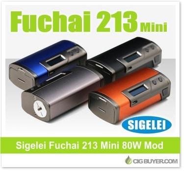 Sigelei Fuchai 213 Mini 80W Box Mod