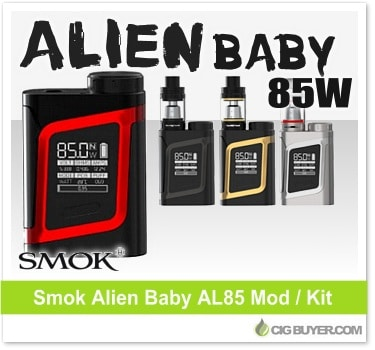 Smok Alien Baby 85W Box Mod Kit