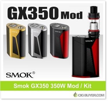 Smok GX350 350W Box Mod / Kit