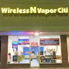 Wireless N' Vapor Citi