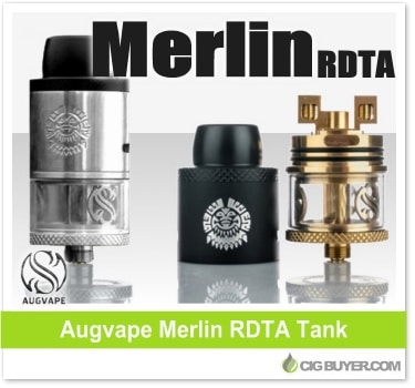 Augvape Merlin RDTA Tank