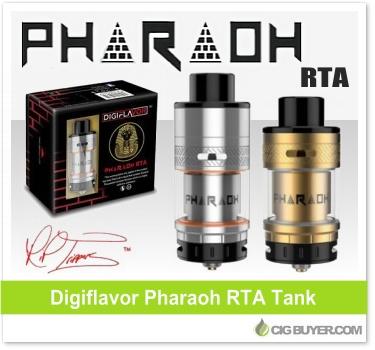 Digiflavor Pharaoh RTA Tank