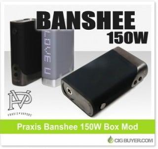 praxis-banshee-150w-box-mod