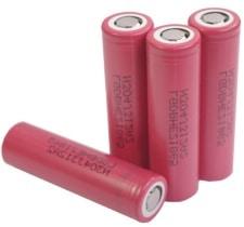 18650 Mod Batteries