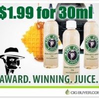 30ml E-Juice Bottles at The Sauce LA – ONLY $1.99!