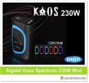 Sigelei Kaos Spectrum 230W Mod – $36.99