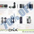 Updated Vapor DNA Clearance Section – Up To 70% OFF!