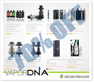 vapor-dna-70-off-clearance-sale