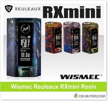 Wismec Reuleaux RXmini Resin Mod (80W)