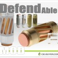 Defend Able Mechanical Mod Clone – $22.26