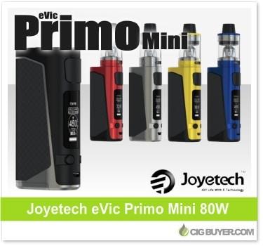 Joyetech eVic Primo Mini 80W Mod / Kit