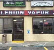 Legion Vapor