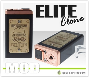 MCV Elite Mechanical Box Mod Clone