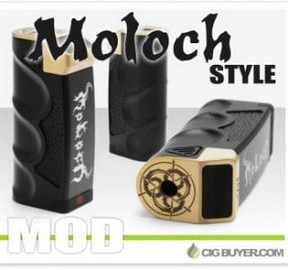 Moloch Mechanical Mod Clone – $18.99
