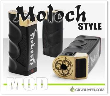 El Diablo Moloch Mechanical Mod Clone