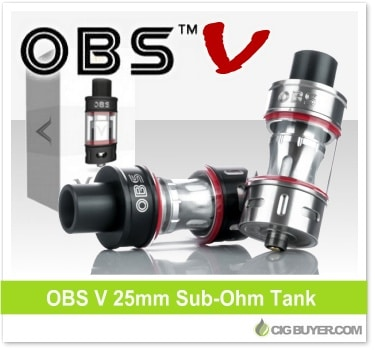 OBS V Sub-Ohm Tank