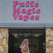 Puffs Magic Vapes