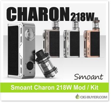 Smoant Charon 218W Box Mod / Kit